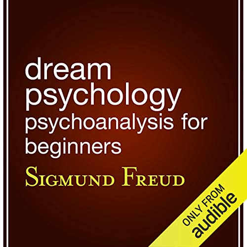 Dream Psychology audiobook cover art