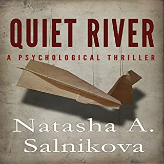 Quiet River audiobook cover art