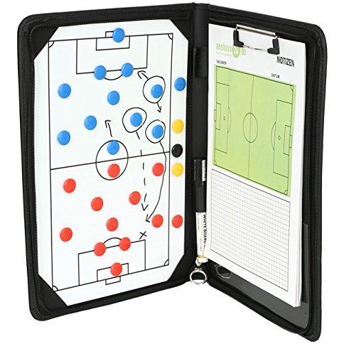 ELF Sports Premium Magnet Taktikmappe 37x26cm inkl. Zubehör