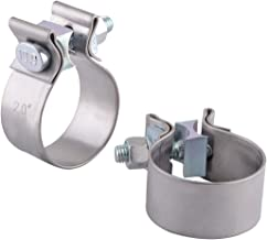 Exhaust Clamps Pipe Repair Parts - 2.0
