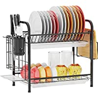 Packism 2 Tier 304 Stainless Steel Dish Rack