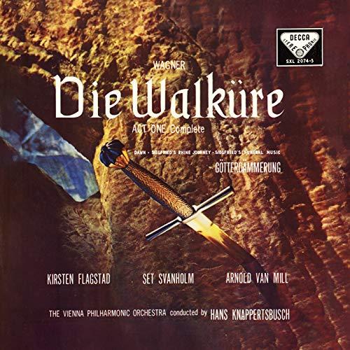 Wagner: Die Walküre, WWV 86B / Act 1 - Müd am Herd fand ich den Mann