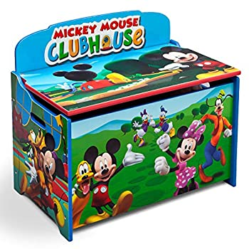 Best mickey toy box Reviews