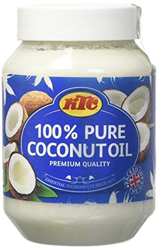 KTC 500ML 100% Huile de Coco - Multi-usage : Cuisine, Corps et Cheveux