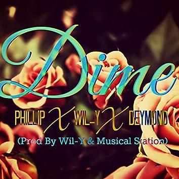 Dime (feat. Wil-y & Deymond)