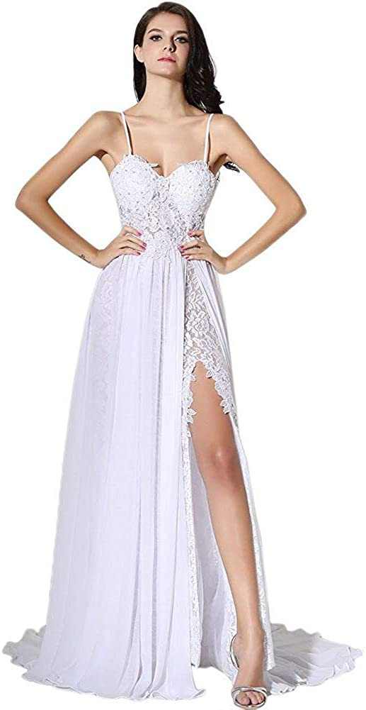 Maricopyjam Women's Beach Wedding Dress Br Gown Ranking TOP1 Lace Bridal Boho Popular standard