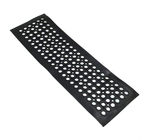 Heavy Duty Gummi Stufenmatte Treppenstufe Schritt Mats mit und Outdoor-rutschfeste 30x 90cm