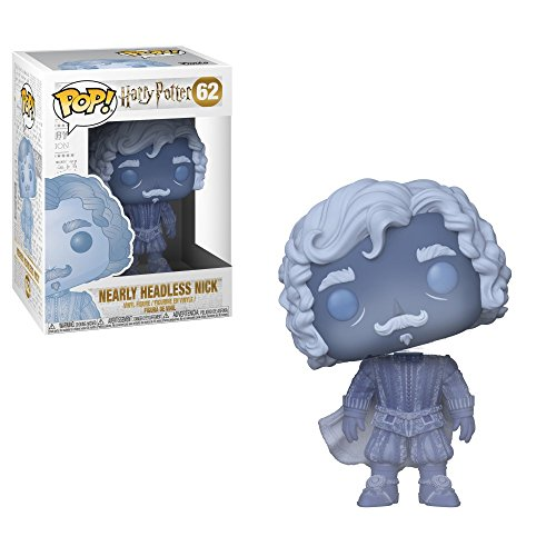 Funko Pop! Harry Potter: Nick Casi Decapitado