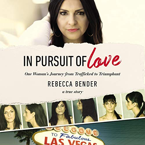 In Pursuit of Love audiobook cover art