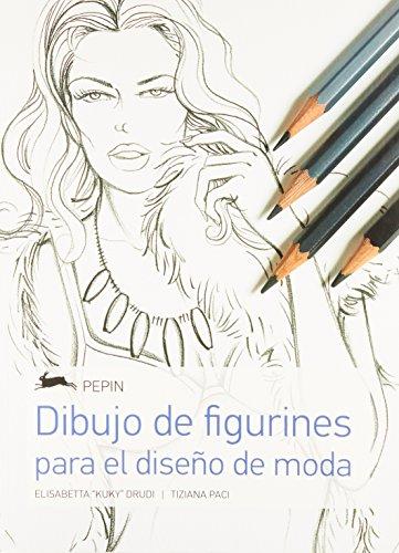 DIBUJO DE FIGURINES PARA EL DISE¥O DE MODA