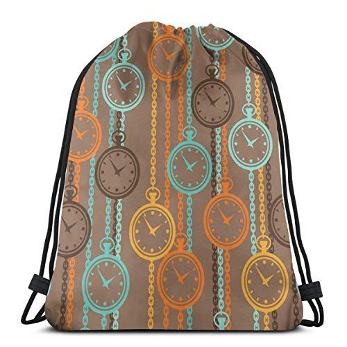 Relojes en estilo plano con cordón de impresión Bapa Sapa bolsa de cuerda Cinch impermeable Nylon bolsa de playa para gimnasio, compras, deporte yoga