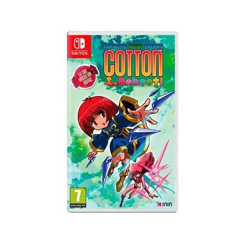 Cotton Reboot Switch - Nintendo Switch