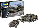 "Revell REV-03311 SLT 50-3"" Elefant und Leopard 2A4, 1:72 Toys, farbig -"