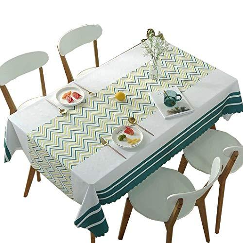 テーブルクロス 長方形 正方形 食卓カバー 柄物テーブルクロス 防水テーブルクロス テーブルカバー ビニール PVC おしゃれ ナチュラル 北欧 撥水加工 防油 耐熱 防水 滑り止め 汚れが拭き取れる 汚れ対策 白 かわいい 魚 シンプル 多用途 サイズ選
