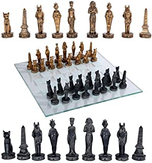 Best egyptian chess pieces Reviews