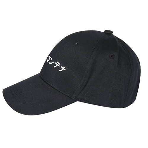 Qlan modèle japonais Alphabet brodé Casual chapeau casquette de baseball
