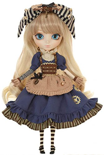 Pullip ALICE in STEAMPUNK WORLD (Alice in steam punk world) P-151 about 310mm ABS-painted action figure