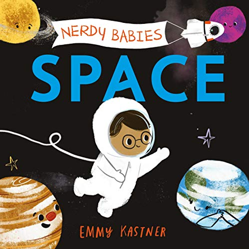 Nerdy Babies: Space (Nerdy Babies, 2)