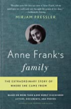 Anne Frank's Family: The Extraordinary Story of Where She Came From, Based on More Than 6,000 Newly Discovered Letters, Do...