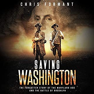 Saving Washington cover art