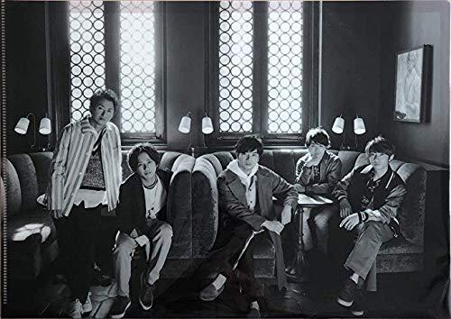 嵐 ARASHI Anniversary Tour 5×20 公式グッズ クリアファイル 第2弾 (集合A)