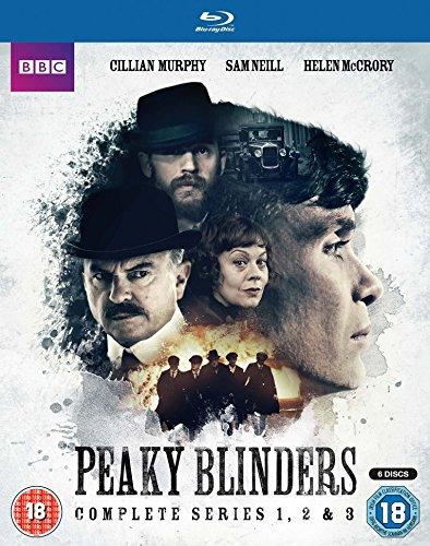 Series 1-3 [Blu-ray]
