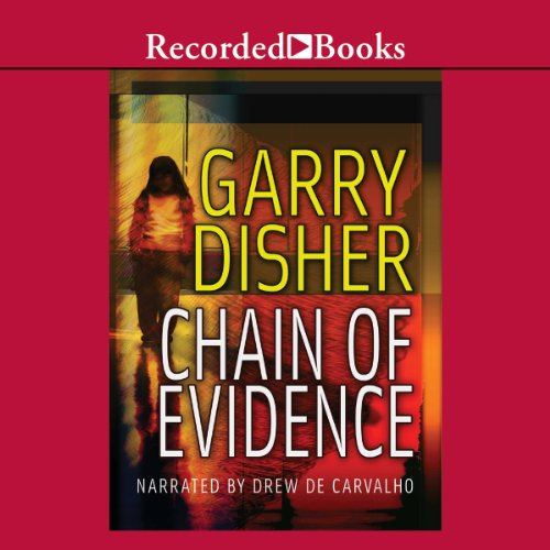 Chain of Evidence audiobook cover art