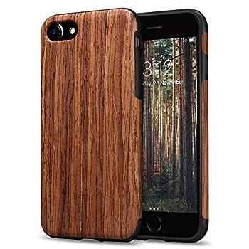 Best iphone se case wood Reviews