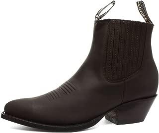 Grinders Maverick Brown Mens Cowboy Boots