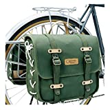 オーストリッチ(OSTRICH) サイドバッグ [DLX] グリーン 単品(片側)