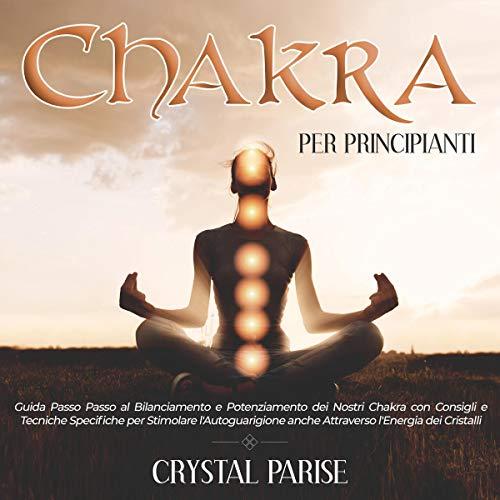 Chakra Per Principianti copertina