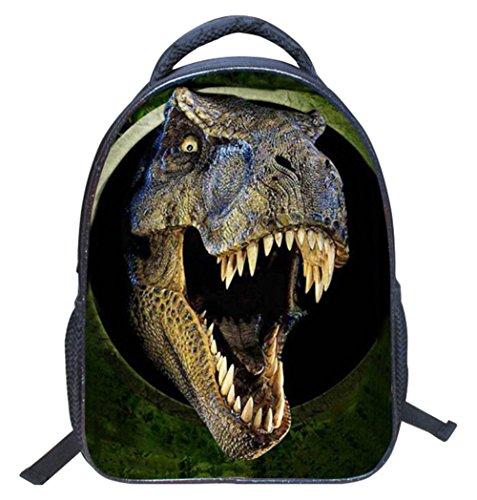 Moolecole Zainetto per bambini Dinosaur6