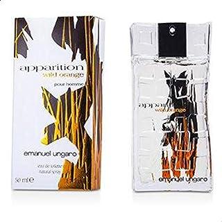 Apparition Wild Orange by Emanuel Ungaro for Men - Eau de Toilette, 50 ml