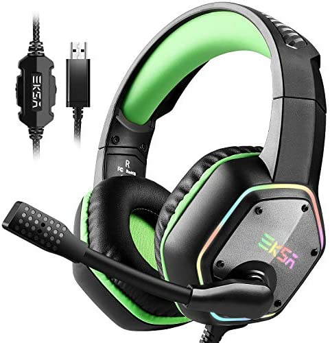 Top 10 Best gaming headphones with microphone for pc Reviews