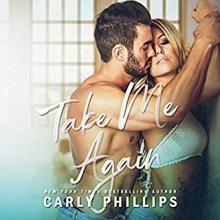 Take Me Again                   Written by:                                                                                                                                 Carly Phillips                               Narrated by:                                                                                                                                 Angela Dawe                      Length: 4 hrs and 44 mins     1 rating     Overall 4.0