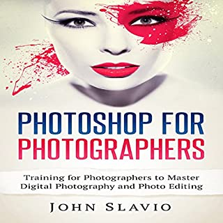 Photoshop for Photographers audiobook cover art
