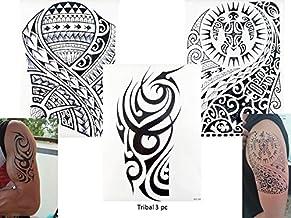 Suchergebnis Auf Amazon De Fur Maori Tattoo Aufkleber