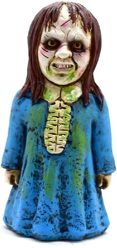 Xcbbncler Garden Statue Resin Halloween Z Killer Low price Sculpture Popular brand Gnome