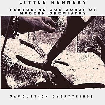 Sawdust on Everything (feat. Joe Zorzi of Modern Chemistry)