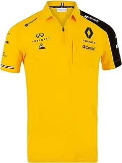 Renault F1 Yellow Team Polo Shirt
