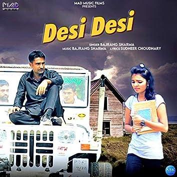 Desi Desi - Single