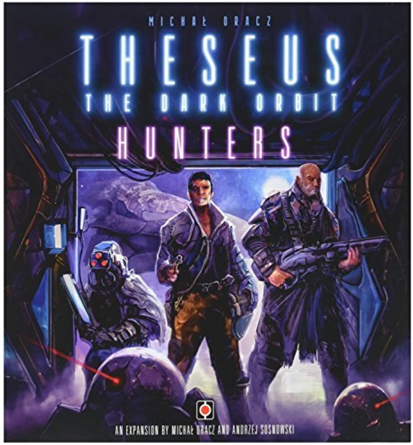 Theseus Hunters Board Game by Portal Games