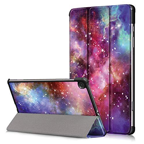 "Capa A-BEAUTY para tablet Samsung Galaxy Tab S6 Lite, 10,4"" (modelos SM-P610/P615) com película protetora"