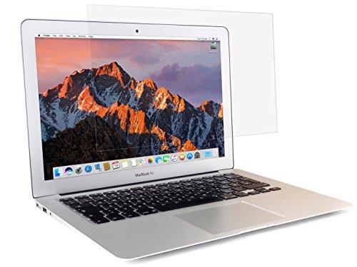 MyGadget Protector Lámina de Apple MacBook Air 13 Pulgadas Cristal Claro HD - Película de Pantalla Transparente con Definición