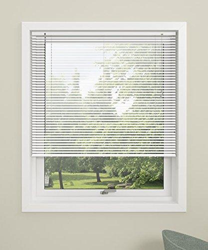 Debel - Persiana in Alluminio, Metallo, White, 50 x 220 cm