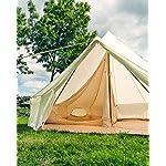 Bell Tent Inner for 5M Bell Tent 5