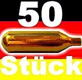 50 Stück Bierkapseln Co2 für alle...