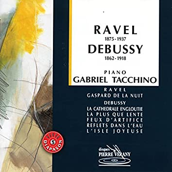 Ravel  Debussy - Oeuvres pour piano