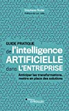 Guide pratique de l'intelligence artificielle dans l'entreprise - Anticiper les transformations, mettre en place des solutions - Format Kindle - 9782212450323 - 15,99 €