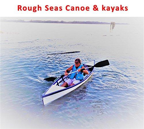 "Rough Seas Canoe & Kayaks. A 3 Person canoe Kit. 15'.2""(455 cm),..."